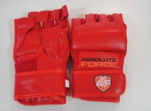 AF Combat Sambo Gloves (Red)1