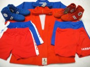 Complete Sambo Uniform Set0