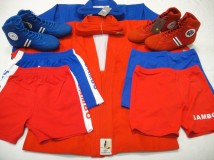 Complete Sambo Uniform Set1