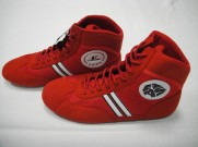 AF Sambo Shoes (Red)0