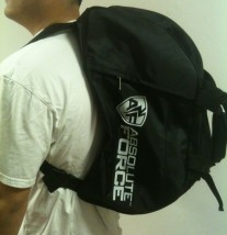 Absolute Force Sambo Bag1